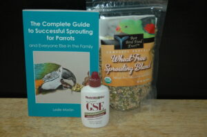 Wheat-Free Sprouting Blend Kit 1# or 5#